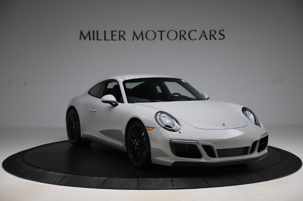 Used 2018 Porsche 911 Carrera GTS for sale Call for price at Alfa Romeo of Greenwich in Greenwich CT 06830 11