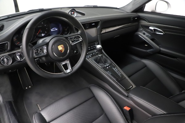 Used 2018 Porsche 911 Carrera GTS for sale Call for price at Alfa Romeo of Greenwich in Greenwich CT 06830 14
