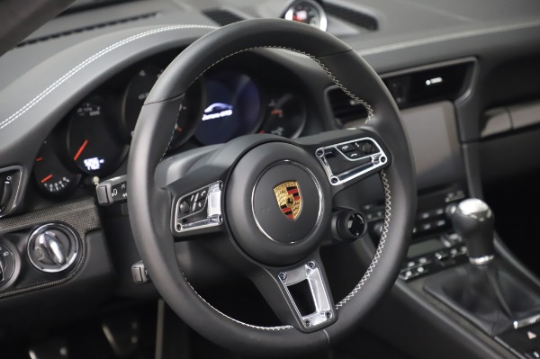 Used 2018 Porsche 911 Carrera GTS for sale Call for price at Alfa Romeo of Greenwich in Greenwich CT 06830 17