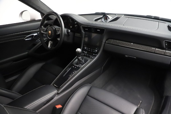 Used 2018 Porsche 911 Carrera GTS for sale Call for price at Alfa Romeo of Greenwich in Greenwich CT 06830 18