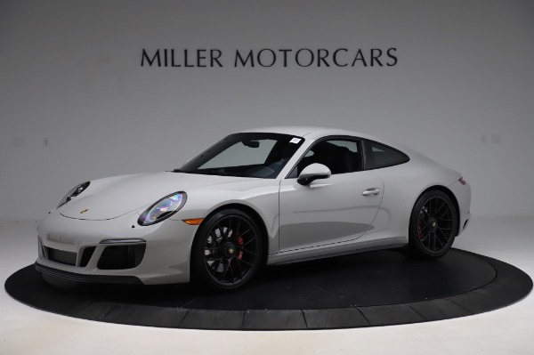 Used 2018 Porsche 911 Carrera GTS for sale Call for price at Alfa Romeo of Greenwich in Greenwich CT 06830 2