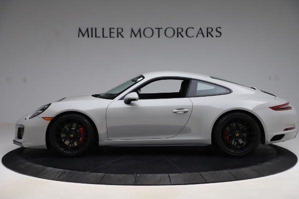Used 2018 Porsche 911 Carrera GTS for sale Call for price at Alfa Romeo of Greenwich in Greenwich CT 06830 3