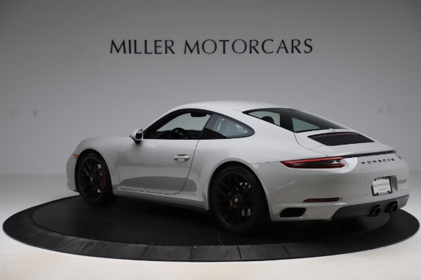 Used 2018 Porsche 911 Carrera GTS for sale Call for price at Alfa Romeo of Greenwich in Greenwich CT 06830 4