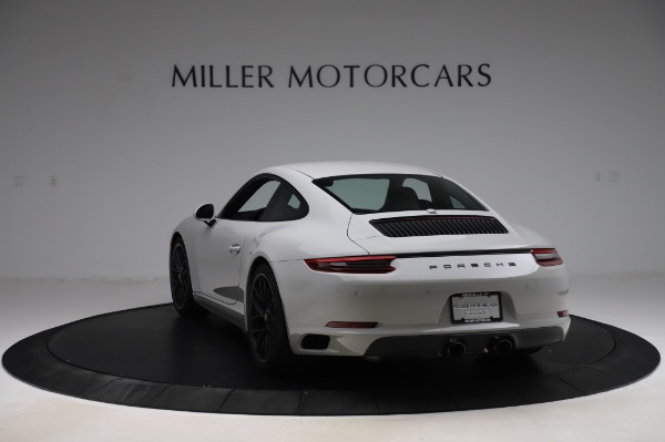 Used 2018 Porsche 911 Carrera GTS for sale Call for price at Alfa Romeo of Greenwich in Greenwich CT 06830 5