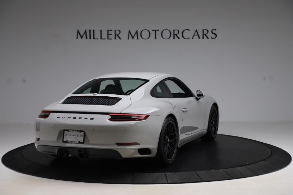 Used 2018 Porsche 911 Carrera GTS for sale Call for price at Alfa Romeo of Greenwich in Greenwich CT 06830 7