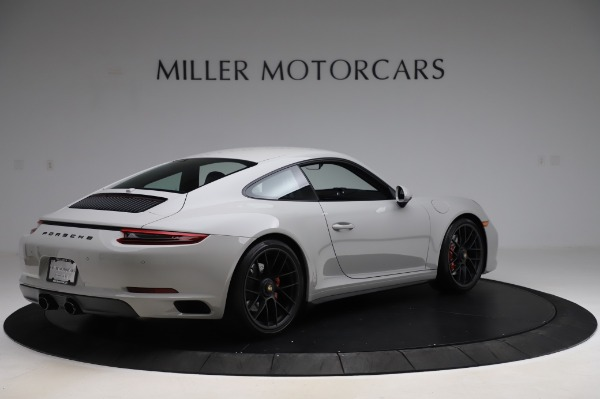 Used 2018 Porsche 911 Carrera GTS for sale Call for price at Alfa Romeo of Greenwich in Greenwich CT 06830 8