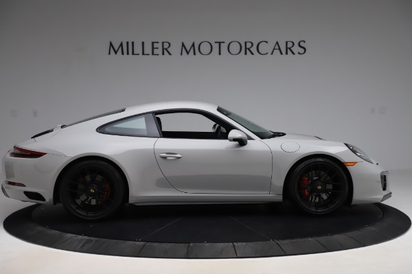 Used 2018 Porsche 911 Carrera GTS for sale Call for price at Alfa Romeo of Greenwich in Greenwich CT 06830 9