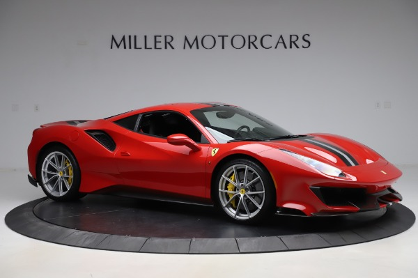 Used 2019 Ferrari 488 Pista for sale $447,900 at Alfa Romeo of Greenwich in Greenwich CT 06830 10