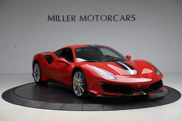 Used 2019 Ferrari 488 Pista for sale $447,900 at Alfa Romeo of Greenwich in Greenwich CT 06830 11