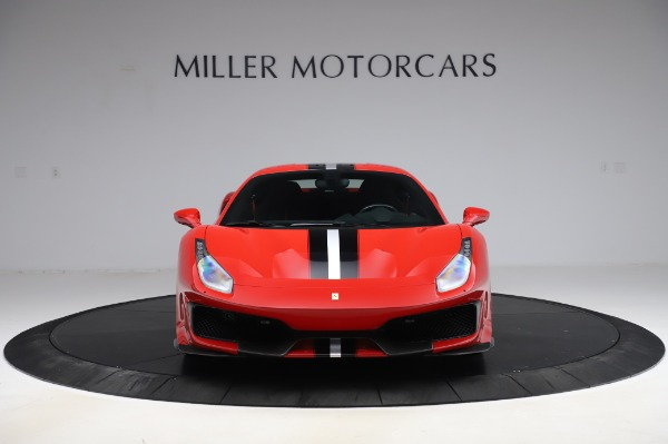 Used 2019 Ferrari 488 Pista for sale $447,900 at Alfa Romeo of Greenwich in Greenwich CT 06830 12