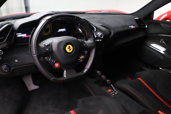 Used 2019 Ferrari 488 Pista for sale $447,900 at Alfa Romeo of Greenwich in Greenwich CT 06830 13