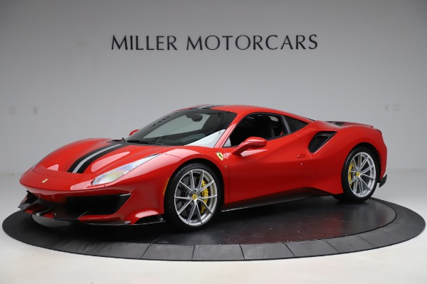 Used 2019 Ferrari 488 Pista for sale $447,900 at Alfa Romeo of Greenwich in Greenwich CT 06830 2