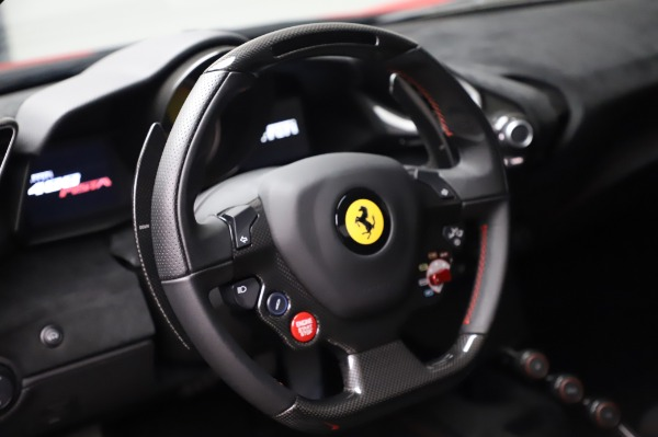 Used 2019 Ferrari 488 Pista for sale $447,900 at Alfa Romeo of Greenwich in Greenwich CT 06830 22