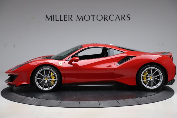 Used 2019 Ferrari 488 Pista for sale $447,900 at Alfa Romeo of Greenwich in Greenwich CT 06830 3