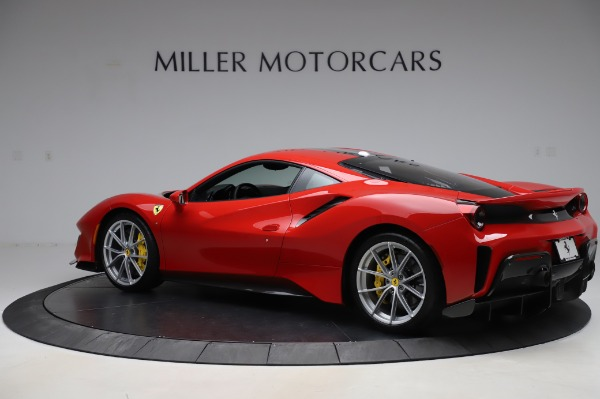 Used 2019 Ferrari 488 Pista for sale $447,900 at Alfa Romeo of Greenwich in Greenwich CT 06830 4