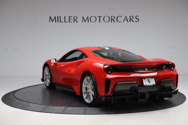 Used 2019 Ferrari 488 Pista for sale $447,900 at Alfa Romeo of Greenwich in Greenwich CT 06830 5