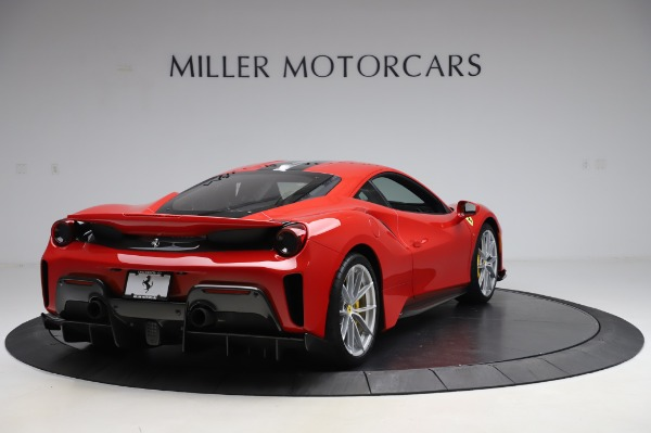 Used 2019 Ferrari 488 Pista for sale $447,900 at Alfa Romeo of Greenwich in Greenwich CT 06830 7