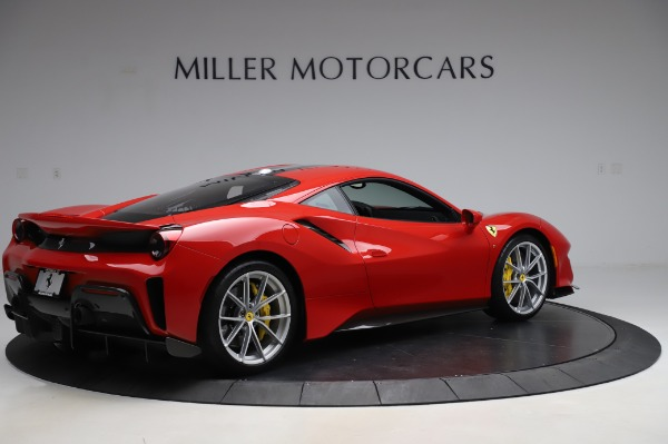 Used 2019 Ferrari 488 Pista for sale $447,900 at Alfa Romeo of Greenwich in Greenwich CT 06830 8