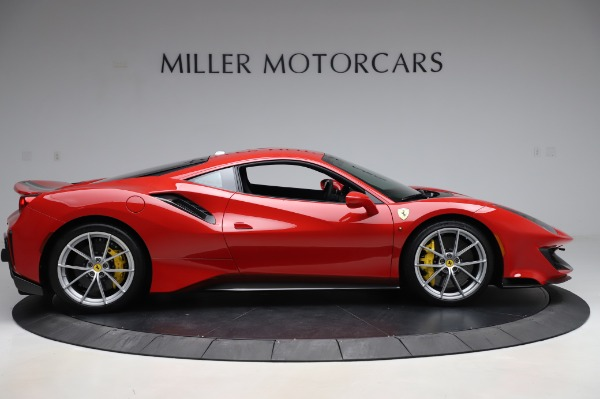 Used 2019 Ferrari 488 Pista for sale $447,900 at Alfa Romeo of Greenwich in Greenwich CT 06830 9