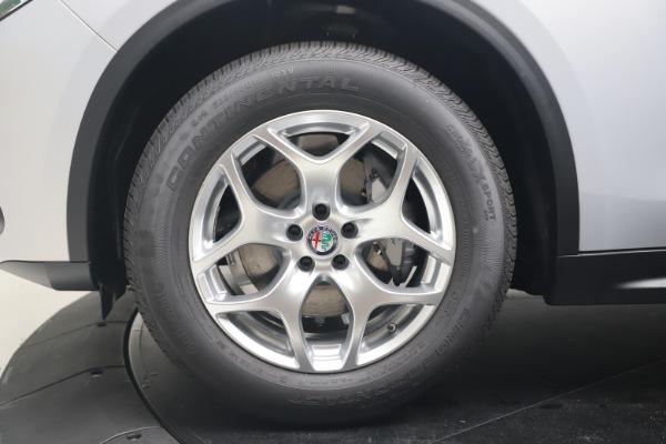 New 2020 Alfa Romeo Stelvio Q4 for sale $49,795 at Alfa Romeo of Greenwich in Greenwich CT 06830 14