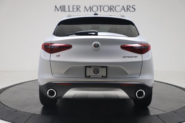 New 2020 Alfa Romeo Stelvio Q4 for sale $49,795 at Alfa Romeo of Greenwich in Greenwich CT 06830 6