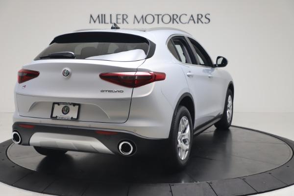 New 2020 Alfa Romeo Stelvio Q4 for sale $49,795 at Alfa Romeo of Greenwich in Greenwich CT 06830 7