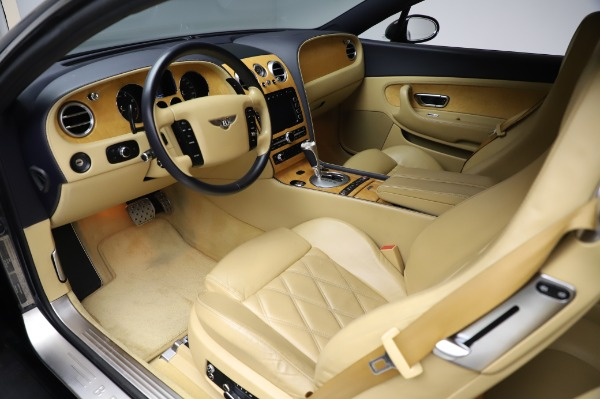 Used 2007 Bentley Continental GT for sale Call for price at Alfa Romeo of Greenwich in Greenwich CT 06830 17