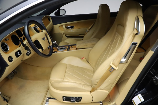 Used 2007 Bentley Continental GT for sale Call for price at Alfa Romeo of Greenwich in Greenwich CT 06830 18