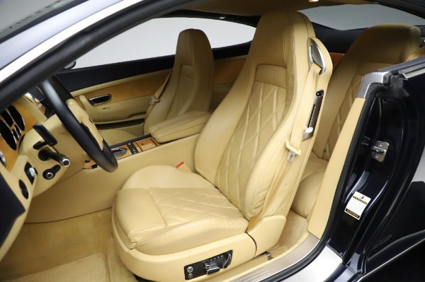 Used 2007 Bentley Continental GT for sale Call for price at Alfa Romeo of Greenwich in Greenwich CT 06830 19