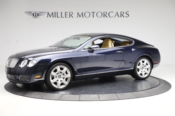 Used 2007 Bentley Continental GT for sale Call for price at Alfa Romeo of Greenwich in Greenwich CT 06830 2