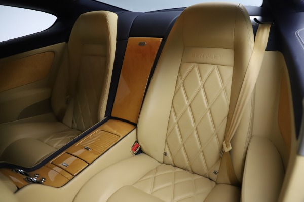 Used 2007 Bentley Continental GT for sale Call for price at Alfa Romeo of Greenwich in Greenwich CT 06830 21