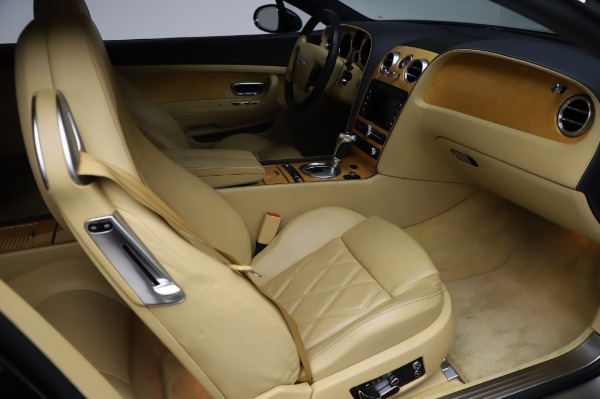 Used 2007 Bentley Continental GT for sale Call for price at Alfa Romeo of Greenwich in Greenwich CT 06830 23