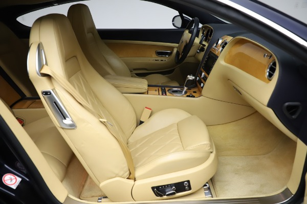 Used 2007 Bentley Continental GT for sale Call for price at Alfa Romeo of Greenwich in Greenwich CT 06830 24