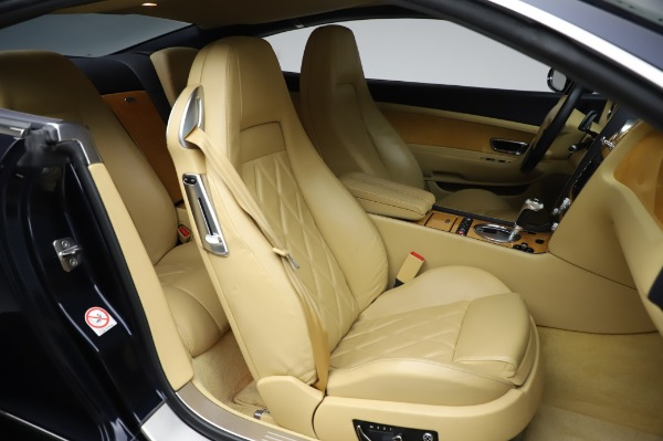 Used 2007 Bentley Continental GT for sale Call for price at Alfa Romeo of Greenwich in Greenwich CT 06830 25