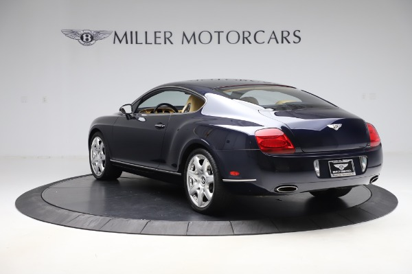 Used 2007 Bentley Continental GT for sale Call for price at Alfa Romeo of Greenwich in Greenwich CT 06830 5