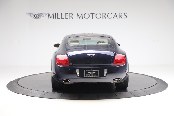 Used 2007 Bentley Continental GT for sale Call for price at Alfa Romeo of Greenwich in Greenwich CT 06830 6