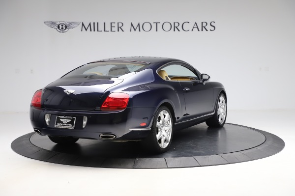Used 2007 Bentley Continental GT for sale Call for price at Alfa Romeo of Greenwich in Greenwich CT 06830 7