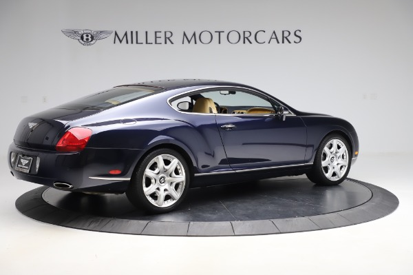 Used 2007 Bentley Continental GT for sale Call for price at Alfa Romeo of Greenwich in Greenwich CT 06830 8