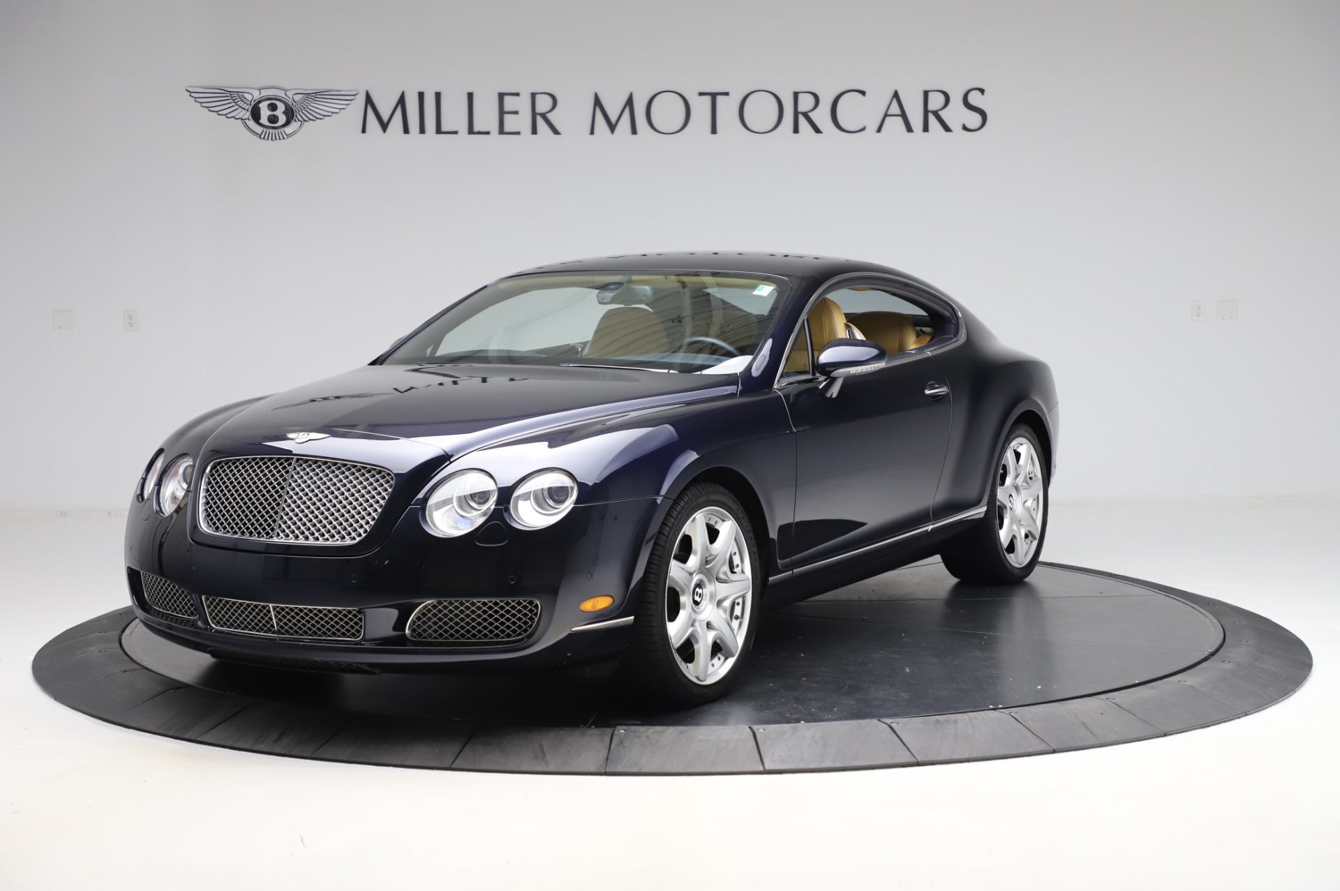Used 2007 Bentley Continental GT for sale Call for price at Alfa Romeo of Greenwich in Greenwich CT 06830 1
