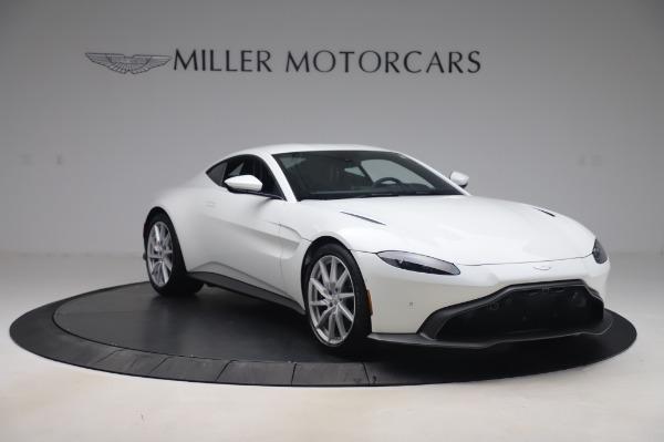 New 2020 Aston Martin Vantage for sale $181,781 at Alfa Romeo of Greenwich in Greenwich CT 06830 10