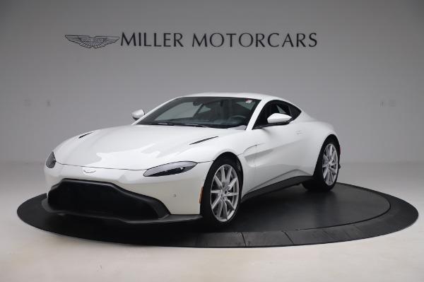 New 2020 Aston Martin Vantage for sale $181,781 at Alfa Romeo of Greenwich in Greenwich CT 06830 12