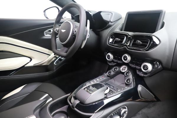 New 2020 Aston Martin Vantage for sale $181,781 at Alfa Romeo of Greenwich in Greenwich CT 06830 17