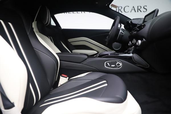 New 2020 Aston Martin Vantage for sale $181,781 at Alfa Romeo of Greenwich in Greenwich CT 06830 21