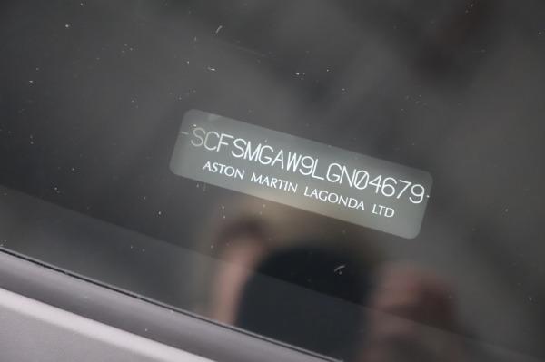 New 2020 Aston Martin Vantage for sale $181,781 at Alfa Romeo of Greenwich in Greenwich CT 06830 22