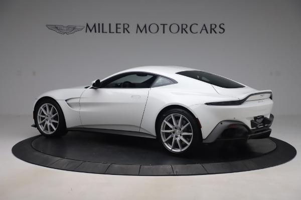 New 2020 Aston Martin Vantage for sale $181,781 at Alfa Romeo of Greenwich in Greenwich CT 06830 3