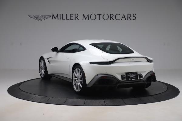 New 2020 Aston Martin Vantage for sale $181,781 at Alfa Romeo of Greenwich in Greenwich CT 06830 4