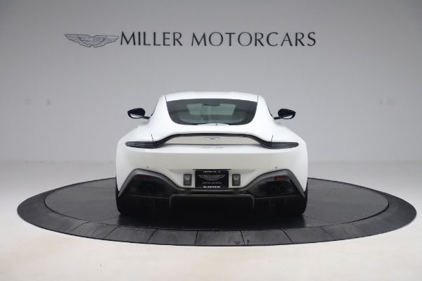 New 2020 Aston Martin Vantage for sale $181,781 at Alfa Romeo of Greenwich in Greenwich CT 06830 5