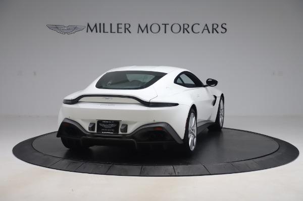 New 2020 Aston Martin Vantage for sale $181,781 at Alfa Romeo of Greenwich in Greenwich CT 06830 6