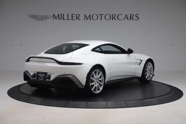 New 2020 Aston Martin Vantage for sale $181,781 at Alfa Romeo of Greenwich in Greenwich CT 06830 7