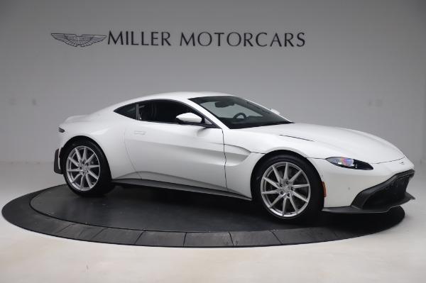 New 2020 Aston Martin Vantage for sale $181,781 at Alfa Romeo of Greenwich in Greenwich CT 06830 9